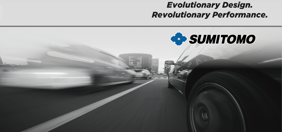 September Featured Tire Brand - SUMITOMO TIRES